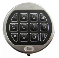 how to change the code on a lagard keypad kgb